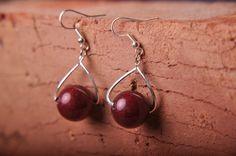 earrings. handmade Earrings Handmade, Drop Earrings, How To Make, Gifts, Jewelry, Presents, Jewlery, Bijoux, Jewerly