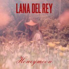 Lana Del Rey comparte un sampler de su disco 'Honeymoon'.
