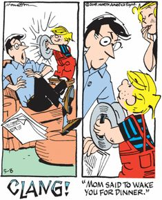 Dennis the Menace  (May/08/2015)