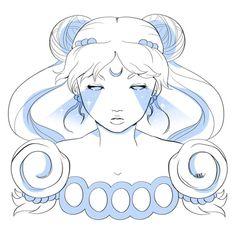 princess serenity with starlight eyes