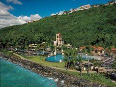Fajardo, Puerto Rico El Conquistador has so much going for it. To start, it's in lush and sunny Puer... - Photo: Courtesy of El Conquistador, A Waldorf Astoria Resort.