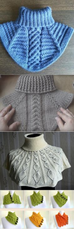Knitting of a shirtfront spokes: schemes with the description, a photo. How to connect a beautiful shirtfront for the child, the woman and the man by spokes: step-by-step instruction, detailed description