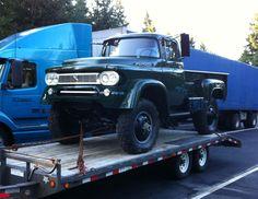 W500 1960 Dodge