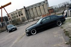 BMW E36 Cupe From Lithuania - StanceWorks
