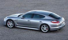 Porsche zeigt erstmals Fotos des sportlichen Viertürers Panamera - automobilsport.com