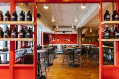 Brewsters, 11th Ave | Holland Design