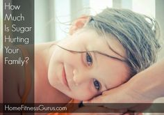 How much is sugar hurting your family? I'm guessing more than you realize. When we figured out how much we, a pretty healthy family, were giving our kids, I was shocked. Here's what we learned. READ ON. Your Family, Home And Family, I Am Shocked, Healthy Living Tips, Our Kids, At Home Workouts, It Hurts, Nutrition, Sugar