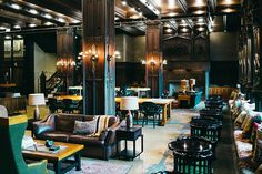Chicago Athletic Association Hotel | Uncrate