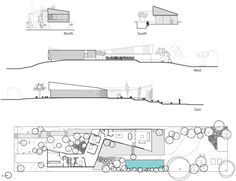 Glamuzina Paterson Architects: S House, build extension on driveway?