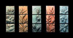 Когда стена оживает: уникальная керамическая плитка Natalie Blake Studios - Ярмарка Мастеров - ручная работа, handmade