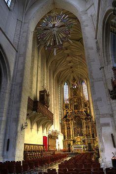St. Catherine's Church -- Krakow, Poland. Concert IV.