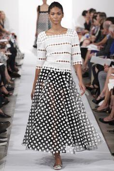 Chanel Iman - Vogue