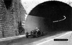 GP Monaco 1934 , Scuderia Ferrari , Alfa Romeo P3 #24 Driver Achile Varzi.