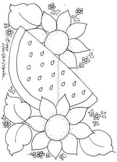 Most Popular Embroidery Patterns - Embroidery Patterns Wool Applique, Applique Patterns, Applique Quilts, Applique Designs, Embroidery Applique, Cross Stitch Embroidery, Quilt Patterns, Embroidery Designs, Tole Painting