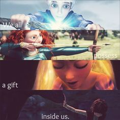 We all possess a gift inside us - The Big Four by SweetImagination13 on DeviantArt