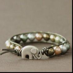 Obsessed again   #elephants #jewelry