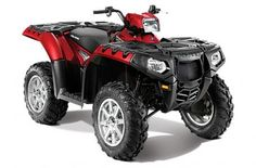 2012 Polaris Industries Sportsman® 550 EPS - Sunset Red starting at $8,699 Northway Sports East Bethel, MN (763) 413-8988