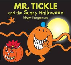 Ever since Little Miss Scary moved to town, Halloween had become really scary. Scare your pants off scary! But Mr. Tickle has a plan to make this year different - a ticklishly, tricky plan! Watch out little Miss Scary, there's someone behind you!