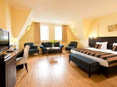 Budapest Leonardo Hotel Budapest Hungary, Europe The 4-star Leonardo Hotel Budapest offers comfort and convenience whether you're on business or holiday in Budapest. Featuring a complete list of amenities, guests will find their stay at the property a comfortable one. Facilities like free Wi-Fi in all rooms, 24-hour front desk, facilities for disabled guests, Wi-Fi in public areas, car park are readily available for you to enjoy. Comfortable guestrooms ensure a good night's sl...