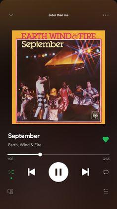 Earth Wind Fire September, September Earth, Earth Wind & Fire, Do You Remember, Songs, Playlist Ideas, Life, Board, Tatuajes
