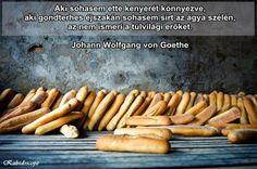 Goethe idézete a negatív érzelmekről. A kép forrása: Kaleidoscope