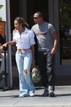 New Couple Alert: Angela Simmons and Romeo Miller Celebrity Couples, Celebrity Style, Romeo Miller, Simmons Family, Coloured Girls, Angela Simmons, Couples In Love, Celebs, Celebrities