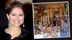 Prinsessa Madeleine on Min Stora Dag (22.2.16) -hyväntekeväisyysjärjestön suojelija.