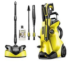 Kärcher K4 Full Control Home Pressure Washer KA4rcher Full Control Pressure Washer is a top pick of a deal among the highest selling products online in Home Garden category in UK. Click below to see its Availability and Price in YOUR country.