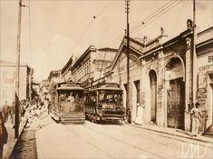 Álbum Fotografias de São Paulo 1900 - Avenida São João Gaensly, Guilherme (1902 circa)