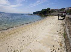 Praia do Con. Moaña. Ría de Vigo