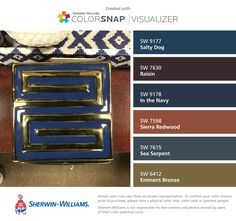 I Found These Colors With Colorsnap Visualizer For Iphone By Sherwin Williams Attitude Gray