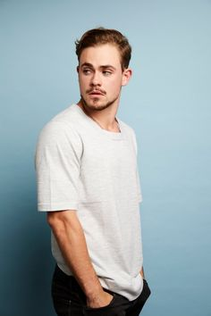 'dacre montgomery' Poster by electricgal Stranger Things Brasil, Stranger Things Netflix, Stranger Things Season, Lucas Stranger Things, Power Rangers, Beautiful Men, Beautiful People, Pretty People, Dacre Montgomery
