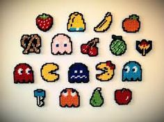 Image result for pacman ghost tattoos