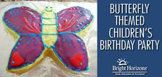Art-Themed Children's Birthday Party | Bright Horizons BlogThe ...