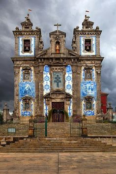 Santo Ildefonso Church, Porto, Portugal