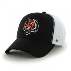 Cincinnati Bengals NFL Draft Closer Stretch Hat (Black)