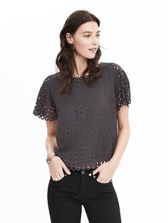 Great top!  wish it was a touch longer
