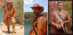 """NAMOA - ESTÚDIO + DESIGN + MODA: Os figurinos exóticos da novela """"Cordel Encantado"""" Design Moda, Cowboy Hats, Fashion, Fashion Plates, Actor, Campsite, Novels, Moda"""