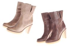 Fred de la Bretoniere boots - two ways to wear