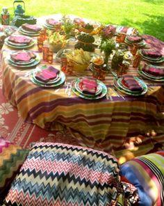 Mesa - decoração