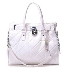 Search Results: Michael Kors White Hamilton Medium Satchel P When you visit our homepage, it's like visiting the biggest designer handbag outlet in the world. So, get online and get the styles you've been looking for. Michael Kors Handbags Clearance, Cheap Michael Kors Bags, Michael Kors Outlet, Michael Kors Tote, Handbags Michael Kors, Michael Kors Sloan, Michael Kors Hamilton, Mk Handbags, Fashion Handbags