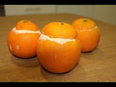 How to make orange ice cream. Fruit Recipes, Sweet Recipes, Orange Ice Cream, How To Make Orange, Homemade Ice, No Bake Desserts, Popsicles, Frozen, Food And Drink