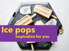 Simply ice pops – do it yourself in this summer #icecream #diy #foodporn #food #video #foodinspiration #foodideas #foodie #icepop #icepops #tasty