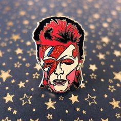 #Repost @threadfamous MY BRAND NEW WEBSITE IS UP AND RUNNING! Hit the link at the top of my page or go to http://ift.tt/2d3gLF5 . Over the past few months I have received a lot of messages about bringing my Bowie pins back. As they were limited edition that could never happen but I did want to find a way to continue raising money for the Anthony Nolan charity. After a long time thinking about it I have decided to bring out a brand new Bowie design! This design is exclusive to my website and…