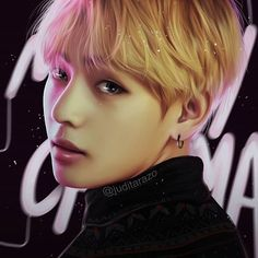 Taehyung fan art