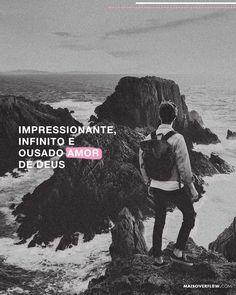 oh impressionante infinito e ousado amor de Deus - Ousado Amor (Versão de Gabi Cavalcante da música Reckless Love - Cory Asbury - Bethel Music)  X