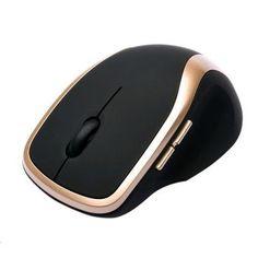 Bezdrátová myš CONNECT IT WM2200 černo-zlatá