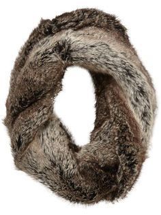 Tinley Road Faux Fur Infinity Scarf | Piperlime
