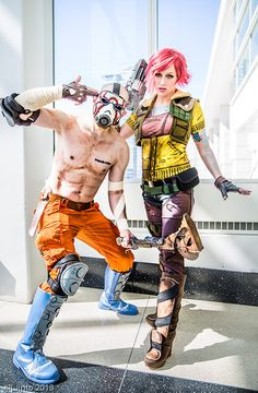Borderlands 2 | C2E2 2013 #cosplay