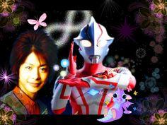 Ultraman-Mebius & Mirai